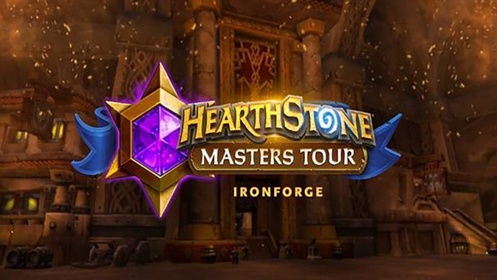 Hearthstone Masters Ironforge