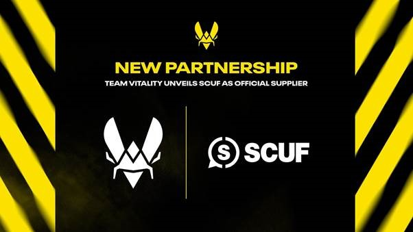 Team Vitality SCUF Controllers