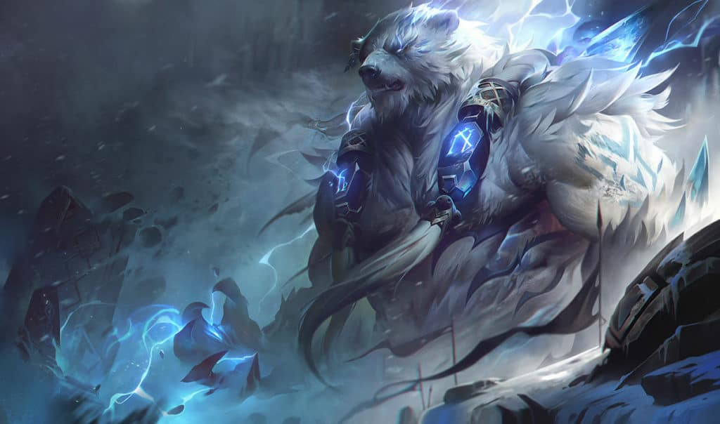 League of Legends Champion Violibear Buffed Patch 11.6