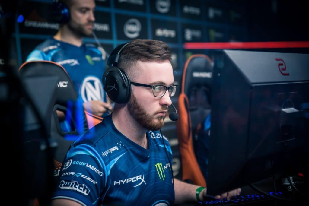 XMS CSGO to Valorant Player at DreamHack Valncia